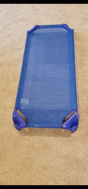 6 Toddler Napping Bed for Sale in South Riding, VA
