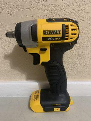 Dewalt impact wrench 3/8 inch (ONLY TOOL BRAND NEW )SOLO LA HERRAMIENTA BRAND NEW for Sale in Dallas, TX
