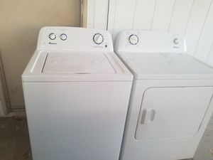 Amana washer and dryer for Sale in Mesa, AZ