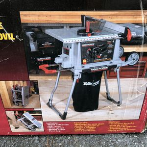 Task Force Table Saw for Sale in Houston, TX