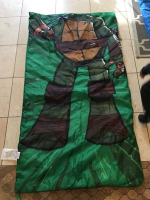 Ninja turtle sleeping bag for Sale in Industry, CA