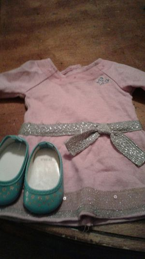 American Girl truly me doll dress for Sale in Denton, MD