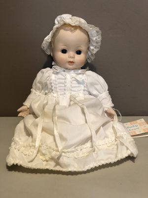 "1988 Russ ""Baby Love"" Porcelain Doll In Box for Sale in Bunker Hill, WV"