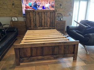 QUEEN BED FRAME for Sale in Chandler, AZ