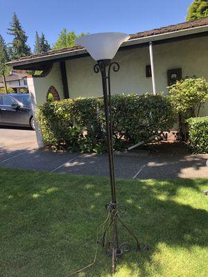 Torchiere floor lamp for Sale in Edmonds, WA
