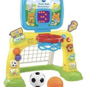 VTech Count and Win Sports Center Toddler Basketball and Soccer Smart Toy for Sale in Fort Lauderdale, FL