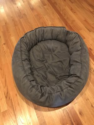 Big Shrimpy Nest Faux Suede Dog Bed for Sale in San Antonio, TX