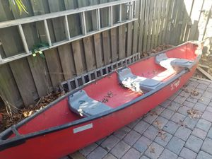 Coleman canoe for Sale in Springfield, VA