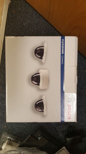 Bosch Flexidome Camera for Sale in Chevy Chase, MD