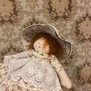 Old fashion vintage antique handmade baby doll for Sale in Puyallup, WA