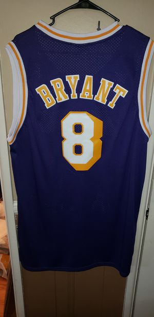 Men's XXL Kobe Bryant Los Angeles Lakers Jersey New with Tags Stiched Adidas $45. Ships +$3. Pick up in West Covina for Sale in West Covina, CA