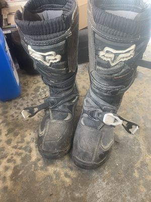 Fox comp 5 boots for Sale in Tacoma, WA