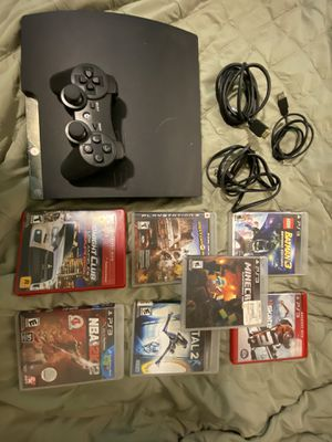PS3 bundle for Sale in Bremerton, WA