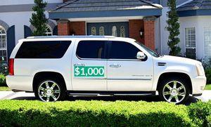 💲1OOO 2OO8 Cadillac Escalade Clean Interior for Sale in Bridgeport, CT