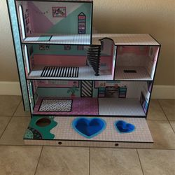 LOL! Surprise OMG! Wood Doll House for Sale in Manteca,  CA