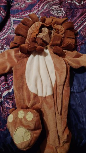 Lion halloween costume for Sale in West Seneca, NY