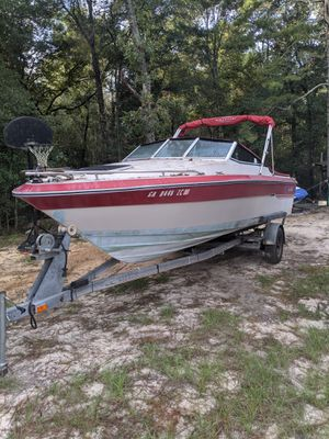 21 ft sea ray for Sale in Collins, GA