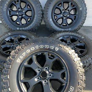 "17"" Jeep Wrangler Gladiator Willy Rubicon for Sale in Fontana, CA"