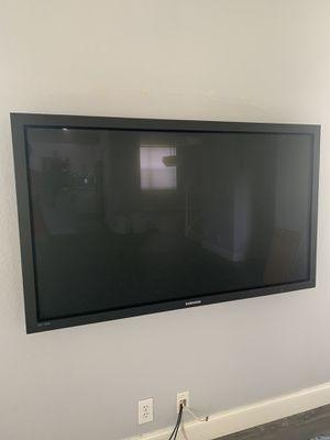 "TV panel Samsung - 63"" Class / 1080p / Plasma HDTV for Sale in Hallandale Beach, FL"