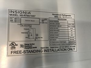 Insignia chest freezer for Sale in Garland, TX