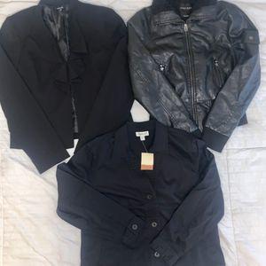Women's Black Jackets for Sale in Houston, TX
