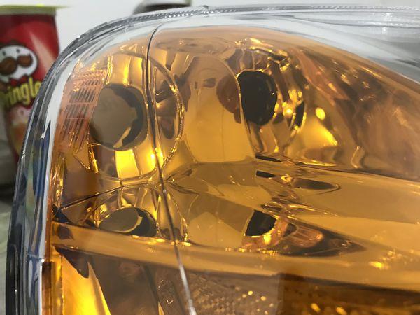 01 - 03 Honda Civic 4 doors Right Headlamp