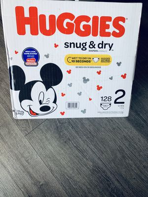 Huggies size 2. —$25 for Sale in Hawthorne, CA