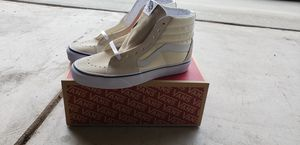 Brand New Classic Vans Sk8-Hi High Top Old Skool Skate Shoes for Sale in Corona, CA