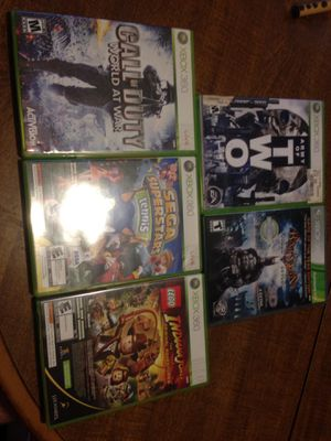 Xbox 360 games for Sale in EASTAMPTN Township, NJ