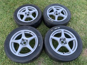 Ariel Atom 3 15in/16in Dymag Magnesium wheels 4x3.75 4x95.25MM RARE RACING RIMS for Sale in Lake Worth, FL