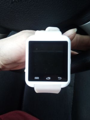 Android smart watch and fitness buddy for Sale in Mineral Wells, WV