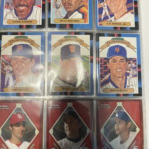 Lot Of Old And New Baseball Cards for Sale in Detroit, MI