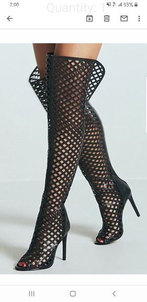 Thigh high boots for Sale in Baltimore, MD