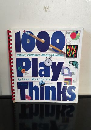1000 PLAY THINGS BY IVAN MOSCOVICH for Sale in Pompano Beach, FL