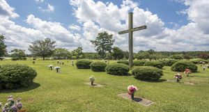 Cemetery Plots for Sale at the Beautiful Fairview Memorial Gardens - 4 Total / Will Split for Sale in McDonough, GA