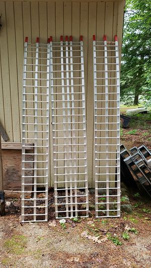 Five star aluminum truck ramps. for Sale in Rindge, NH