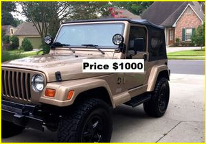 ֆ1OOO Jeep Wrangler for Sale in Rancho Cucamonga, CA