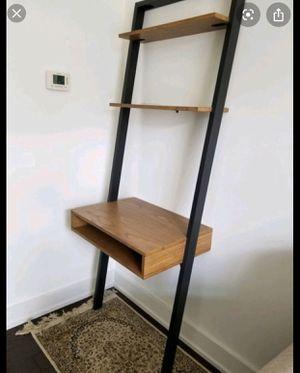 West elm Ladder shelf/desk for Sale in Santa Ana, CA