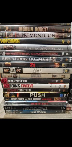 Multiple dvds for Sale in Clearwater, FL