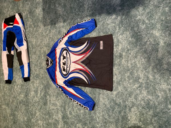 Fly Racing Motocross Pants and Jersey