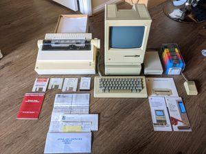 1987 Apple Macintosh Computer for Sale in Los Angeles, CA
