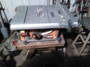 Table saw for Sale in Portland, OR
