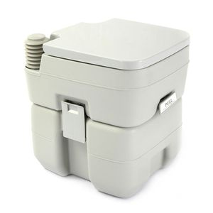 5 Gallon Flush Porta Potti Outdoor Indoor Travel Camping Portable Toilet for Sale in Irvine, CA