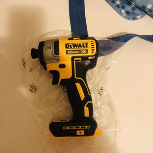 Dewalt impact drill no battery no charger new for Sale in Yonkers, NY