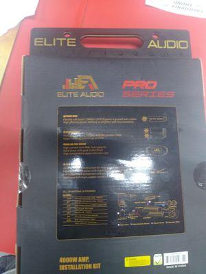 Elite audio pro series for Sale in Fontana, CA