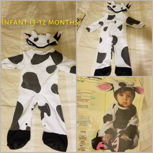 Kids cow Halloween costume for Sale in Brick Township, NJ