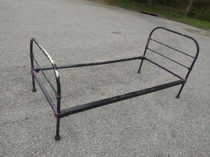 Vintage Twin Bed Frame for Sale in Virginia Beach, VA