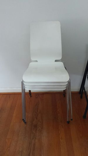 Ikea dining chairs 4 for Sale in Frederick, MD