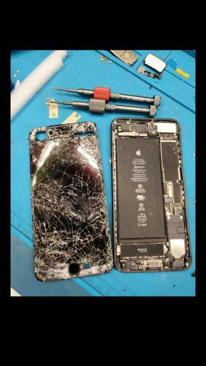 Iphone 7 plus iPhone xs max for Sale in Phoenix, AZ