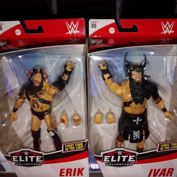 WWE Viking Raiders